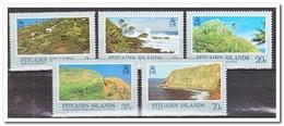 Pitcairn 1981, Postfris MNH, Landscapes - Pitcairneilanden