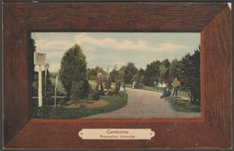 Recreation Grounds, Camborne, Cornwall, C.1905 - Milton Postcard - England