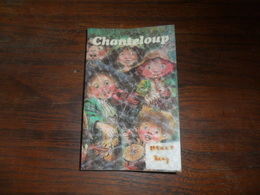 ANCIEN CHANSONNIER SCOUT / CHANTELOUP  1973 / DESSINS ET CVT DE RENE HAUSMAN - Scoutisme