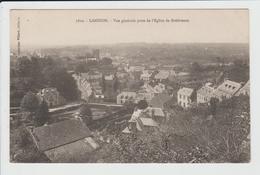 LANNION - COTES D'ARMOR - VUE GENERALE PRISE DE L'EGLISE DE BRELEVENEZ - Lannion