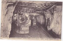 Meurthe-et-Moselle - Mines De Saint-Pierremont à Mancieulles - France
