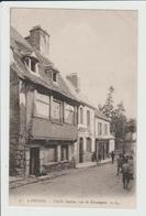 LANNION - COTES D'ARMOR - VIEILLE MAISON RUE DE KERAMPONT - Lannion