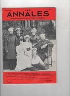 LES ANNALES 01 1968 - RUSSIE TSAR NICOLAS II - LE BOUFFON ROYAL - MARIE CURIE - - Giornali