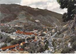 06 - SAINT DALMAS DE TENDE : Vue Générale - CPSM Dentelée Colorisée GF 1964 - Alpes Maritimes - Otros Municipios