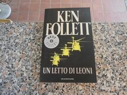 Un Letto Di Leoni - Ken Follet - Books, Magazines, Comics