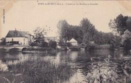 PONT DE RUAN L'INDRE ET LES MOULINS ET CASCADES (dil409) - Andere Gemeenten