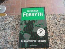 Il Quarto Protocollo - Frederick Forsyth - Books, Magazines, Comics