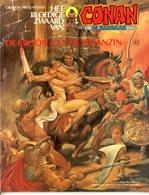 Conan - De Kroon Van De Waanzin  (1ste Druk) 1982 - Conan De Barbaar