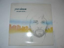 N° 37097 YVES SIMON . Un Autre Désir. - Rock
