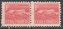 Cuba 1958. Scott #RA43 (M) Proposed Communications Building * - Timbres-taxe