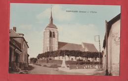 FIENVILLERS         L'église           80 - Francia