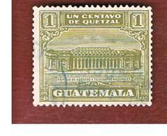 GUATEMALA   - SG 223 - 1927   REBUILDING FUND  - USED - Guatemala