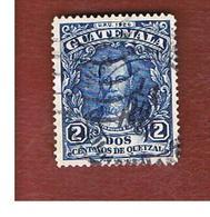 GUATEMALA   - SG 229 - 1929  PRESIDENT J.R. BARRIOS  - USED - Guatemala