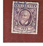 GUATEMALA   - SG 230 - 1929  DR. L. MONTUFAR  - USED - Guatemala
