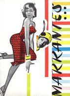Dossier De Presse Cinéma. Les Femmes Sont Marrantes. Film De A.Hunebelle. Micheline Presle, Yves Robert, M.Mercadier.... - Cinema Advertisement