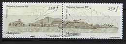 "Polynésie YT 973 & 974 Paire "" Les Marquises "" 2011 Neuf** - Nuevos"