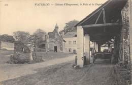 Waterloo - Château D'Hougoumont, Le Puits Et La Chapelle - Waterloo