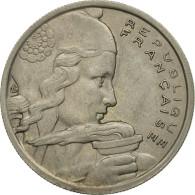 Monnaie, France, Cochet, 100 Francs, 1958, Chouette, SUP, Copper-nickel - France