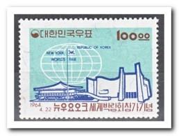 Zuid Korea 1964, Postfris MNH, World's Fair New York - Korea (Zuid)