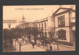 Huelva - Paseo De Eduardo Dato - Papeleria Inglesa - Animacion - Huelva