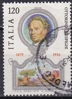 Repubblica Italiana, 1979 - 120 Lire Ottorino Respighi - Nr.1470 Usato° - 1946-.. Republiek