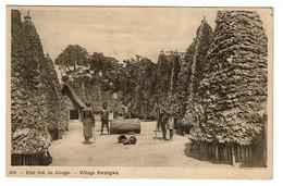 Etat Ind. Du Congo - Village Bwangwa - 1908 - Edit. Roessinger N° 236 - 2 Scans - Congo Belge - Autres