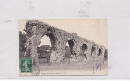 83 VAR , FREJUS , Vestiges De L' Aqueduc Romain - Frejus