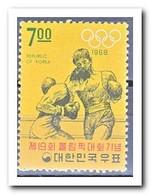 Zuid Korea 1968, Postfris MNH, Olympic Games, Boxing - Korea (Zuid)