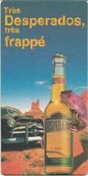 SOUS-BOCKS - DESPERADOS (Bière De France) Grand Format 11/22 Cm, Neuf. - Portavasos