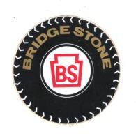 BRIDGE STONE - B S   ( Diameter 11 Cm)   (S 2464) - Stickers