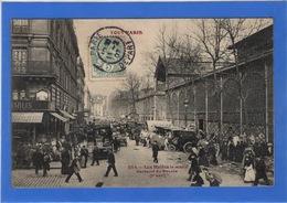 75 PARIS - 1er, TOUT PARIS Les Halles Le Matin, Garderie Du Beurre - Arrondissement: 01