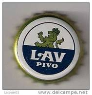 Lav Pivo (Old Type) From Serbia - Birra