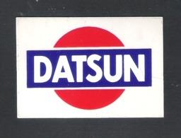 DATSUN  (S 2461) - Stickers
