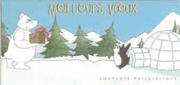 FRANCE Bloc SOUVENIRS N°5 (Meilleurs Voeux) (emb. Ouvert) - Cote 30.00 € - Souvenir Blocks