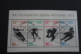 Bundesrepubliek Michel 687 Block 6 1971 - [7] West-Duitsland