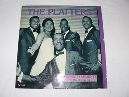 N° BEL 0017  THE PLATTERS. Only You. - Rock