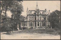 Le Palais De Justice, Roubaix, Nord, C.1905-10 - Cailteux CPA EC14 - Roubaix