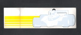 RAAMKLEVER - RENAULT -ELF   (S 2470) - Autocollants
