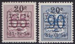 Belgie    .    OBP   .     941/942     .     **     .    Postfris ZONDER  Charnier    .  / .  Neuf SANS  Charniere - Unused Stamps