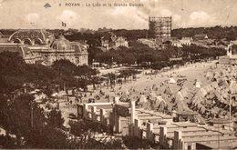 17 ROYAN  LE LIDO ET LA GRANDE CONCHE - Royan