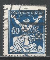 Czechoslovakia 1920. Scott #73 (U) Czechoslovakia Brealing Chains To Freedom * - Tchécoslovaquie