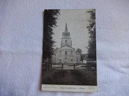 80 CPA - BARLY - L'EGLISE - 1915 -  R15501 - Autres Communes