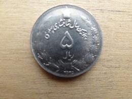 Iran  5  Rials  2535  Km 1207 - Iran