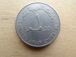 Emirats Arabes Unis  1 Dirham   1984  Km 6.1 - Emirats Arabes Unis