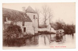 CPA 91 . LARDY - MOULIN DE SELLES - Lardy