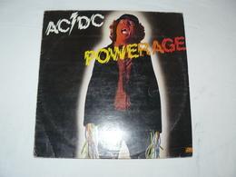 N° 50483 AC/DC. Powerage. - Rock