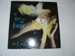 N° 827231 THE CURE. The Head On The Door. - Rock