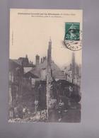 28 EURE ET LOIR, CHATEAUDUN Incendié Par Les Allemands (18 Octobre 1870 )la Rue D'Orléans - Chateaudun