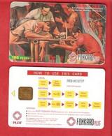 PHILIPPINES  Chip Phonecard - Philippines