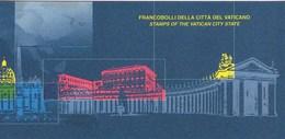 Folder Vaticano Verso L'Anno Santo Giubileo 2000 Colonnato Del Bernini - Vaticano
